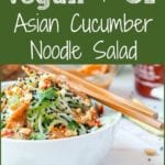 asian noodle salad pin